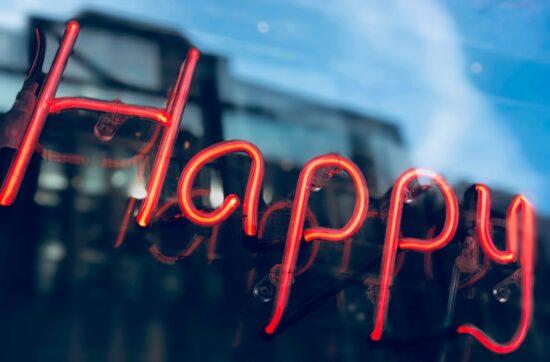 20 Marzo 2021: Spunti di felicità